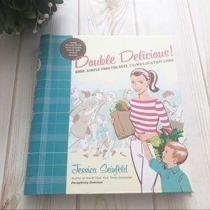 Jessica Seinfeld Double Delicious Kids Cookbook